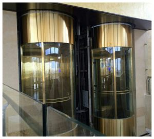 Tecno Shanghai Elevators – Duplex Panorama