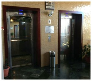 Tecno Shanghai Elevator