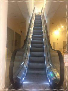 Tecno Shanghai Escalator